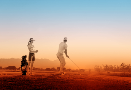 Outback Queensland Masters Golf