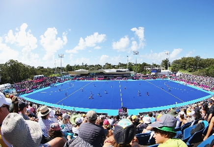 Gold Coast Hockey Centre